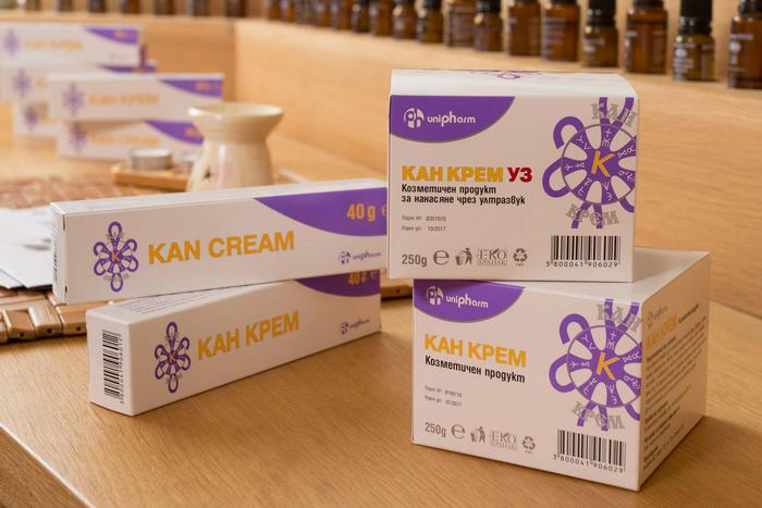 Massage Cream Kan Cream - 2